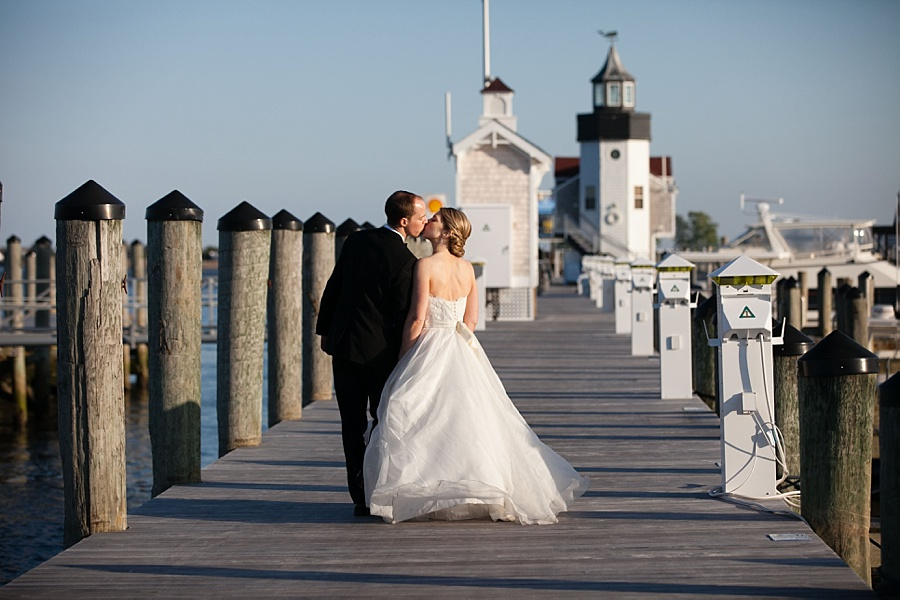 Kate and Matt's Wedding | Saybrook Point Inn | Old Saybrook, CT