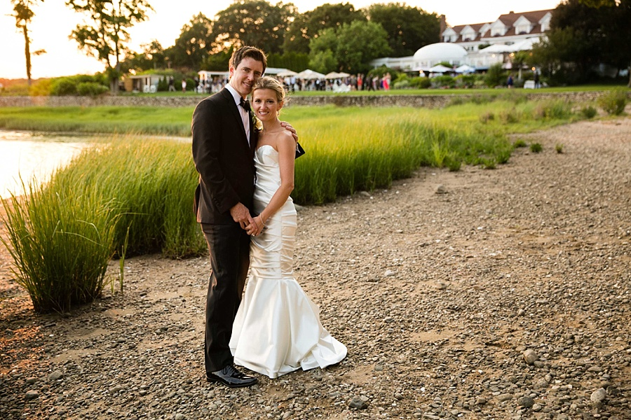 Allison and Jack | The Inn at Longshore | Westport, CT