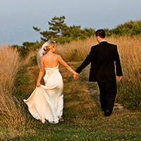 Wedding in Block Island, RI