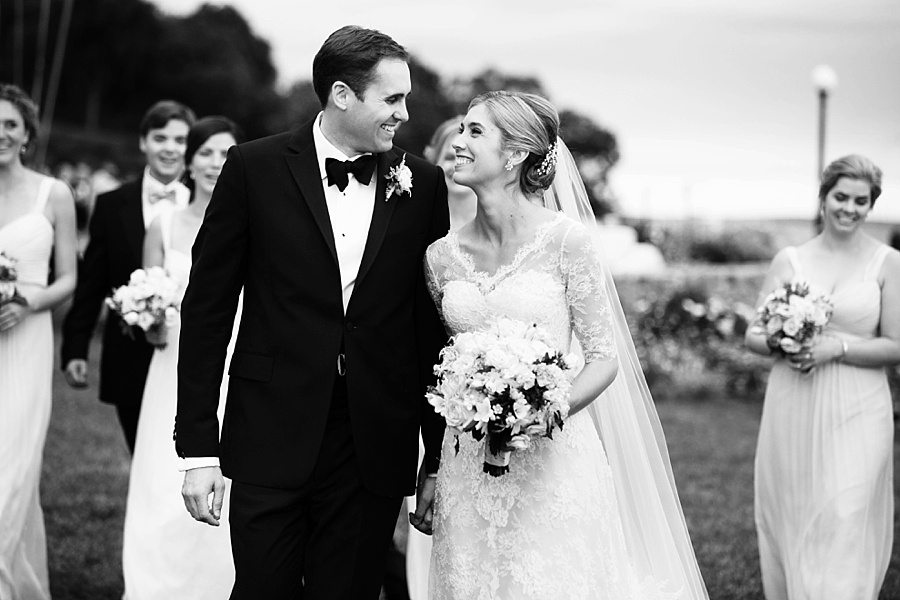 Liz and Ryan's Wedding | Belle Haven Club |Greenwich, Connecticut