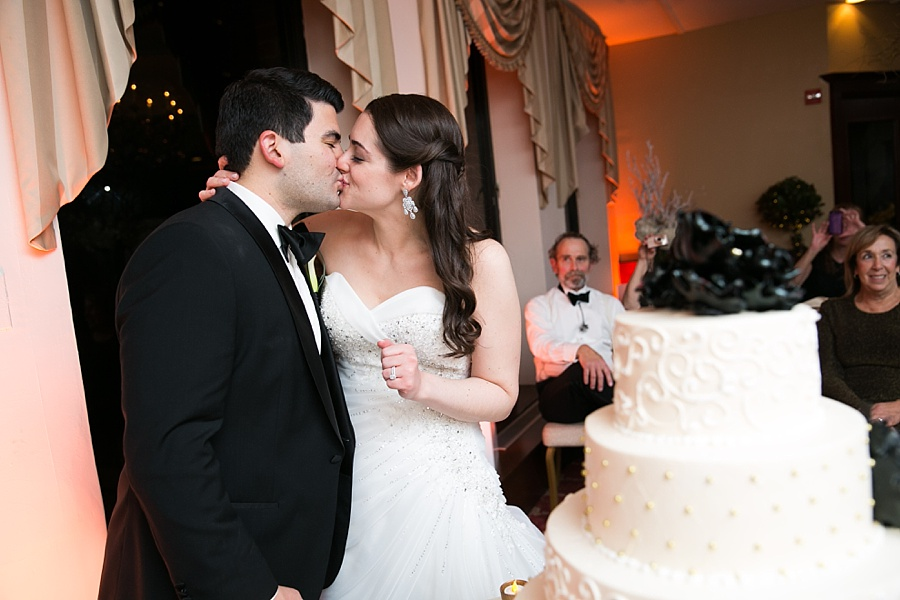 Alexandra and Mike's Wedding | The Thayer Hotel at West Point