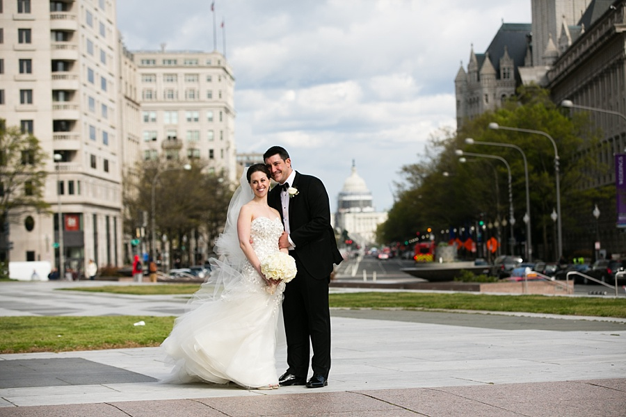 Elyse and Alex's Wedding | The Willard Hotel | Washington, DC
