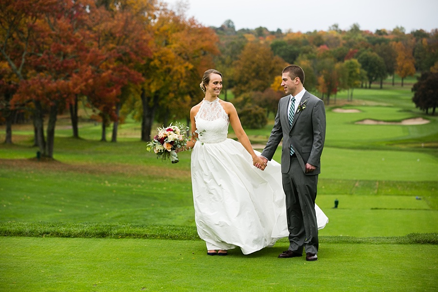 Lindsey and Matt's Wedding | Weeburn Country Club | Darien, CT