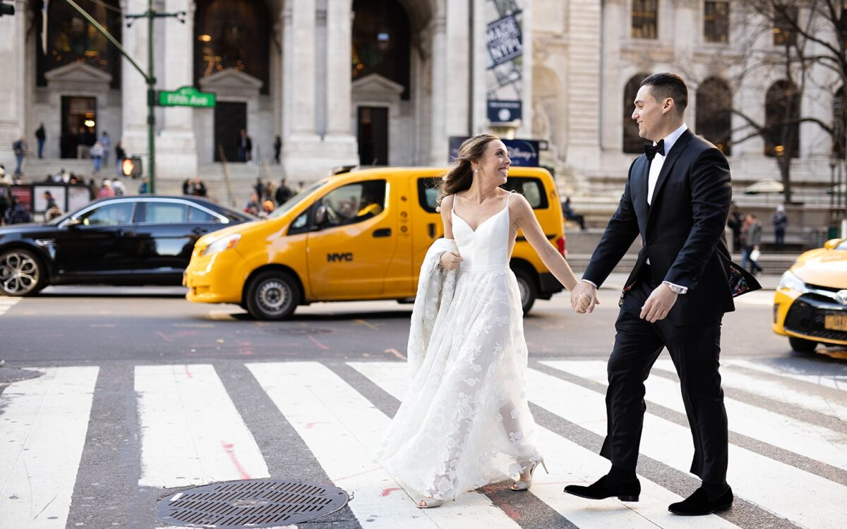 Melissa and Alex's Wedding | Guastavino's | New York, New York